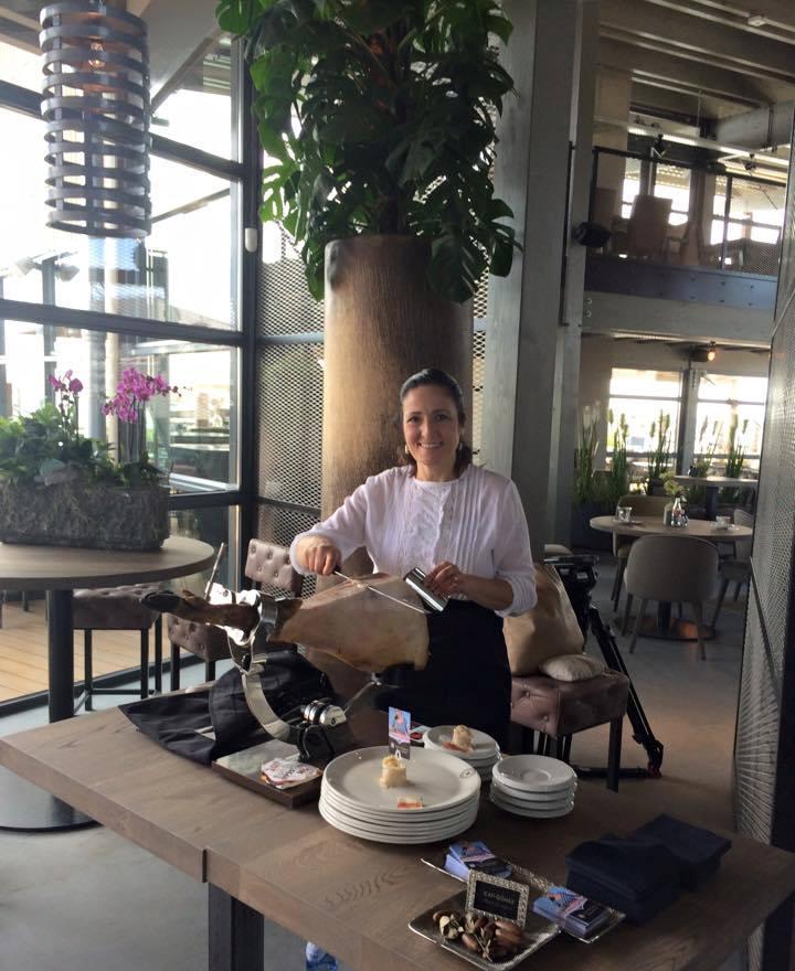 Maestra cortadora at Event bij Werelds aan het Strand – Ouddorp