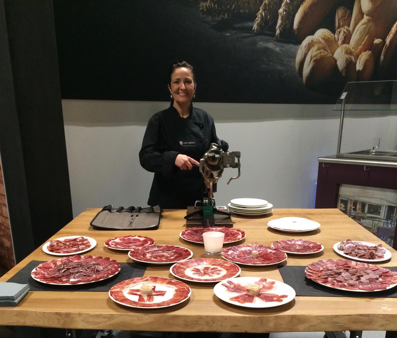 Cortadora during Inspire 2016 at Studio Senses Delft 8 February