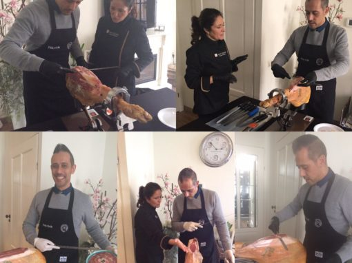 Cut Ham workshop