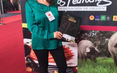 Cati Gómez vertegenwoordigt Nederland in de wedstrijd van Cortadores als jurylid